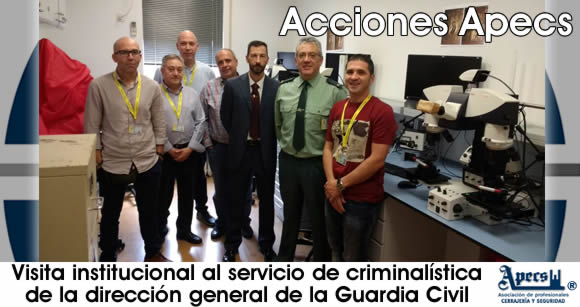 visita guardia civil institucion gugc con apecs